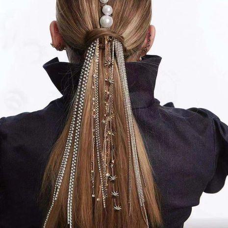 Magnesio nuevos accesorios para el cabello nueva idea borla moda peine enchufe decoración color taladro clip NHMD186611's discount tags