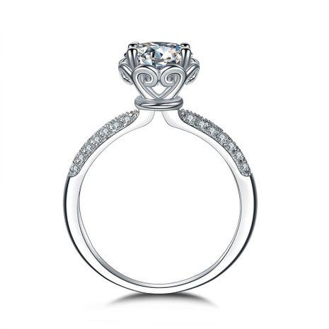 Fashion Simple Diamond Zircon Ring Jewelry Ring NHLJ186425's discount tags