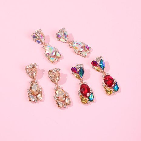 Gem Earring Jewelry NHMD186623's discount tags