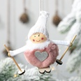 NHHB507417-Pompom-doll-ski-small-hanging-pink