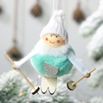 NHHB507418-Pompom-doll-ski-small-hanging-blue
