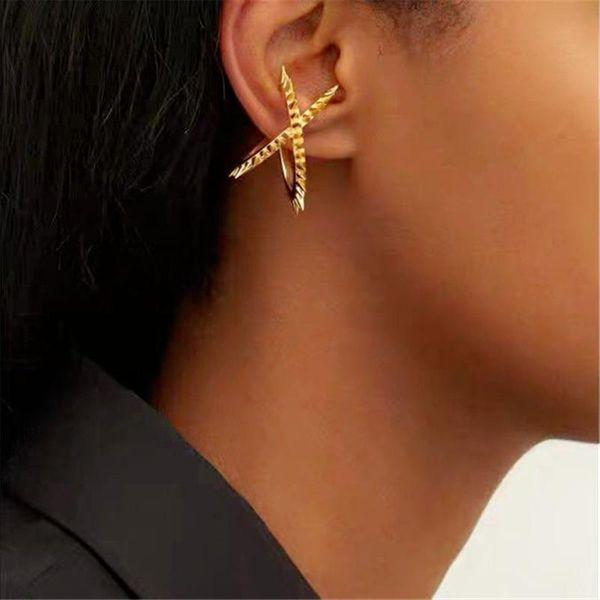 No pierced ear bone clip earrings NHYQ186995