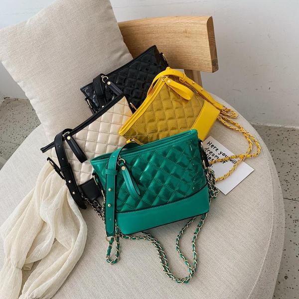 Fashion Bucket Large Capacity Wild Shoulder Messenger Bag NHPB187035