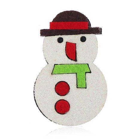 Broche de Navidad regalos de caja de regalo de Navidad de gama alta al por mayor NHKQ187327's discount tags
