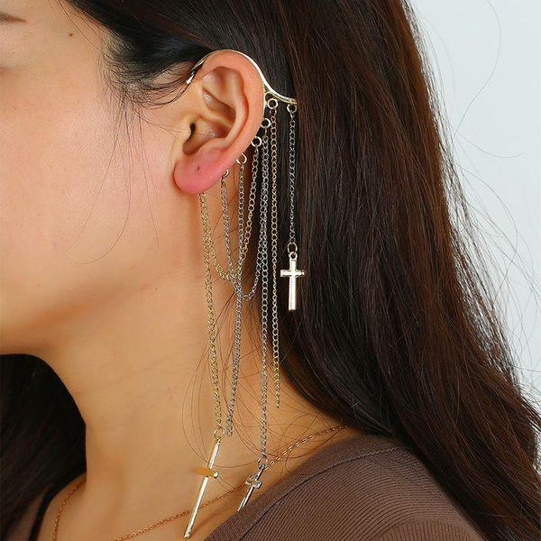New earring chain earring fashionjion accessory wholesale NHKQ187364