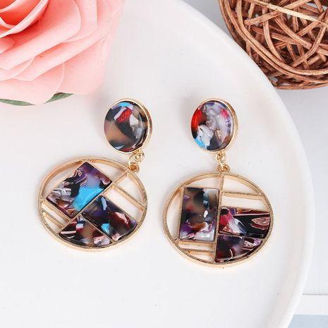 New geometric stud earrings stud earrings wholesale NHJJ187311's discount tags