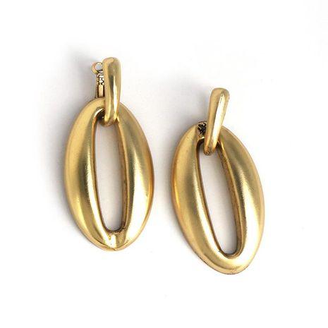 Simple geometric alloy earrings are earrings female earrings jewelry NHJJ187267's discount tags
