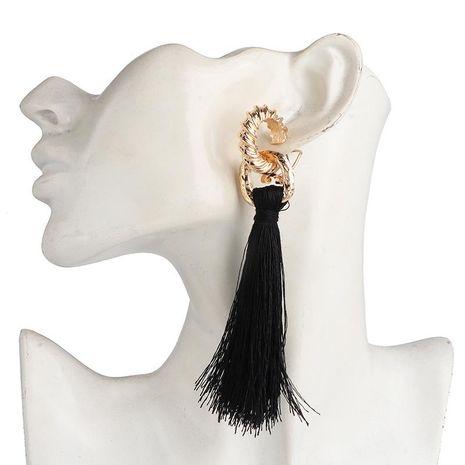 Earring Fashion New Original Earrings Alloy Stud Earrings Long Tassel Earrings NHJJ187268's discount tags