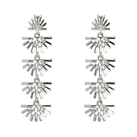 Alloy earrings accessory fashion earrings wholesale NHJJ187272's discount tags
