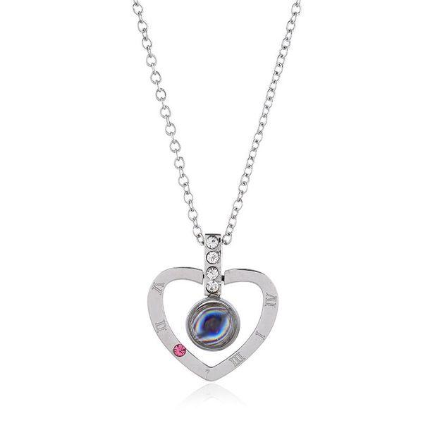 520 necklace pendant necklace fashion jewelry wholesale NHKQ187354