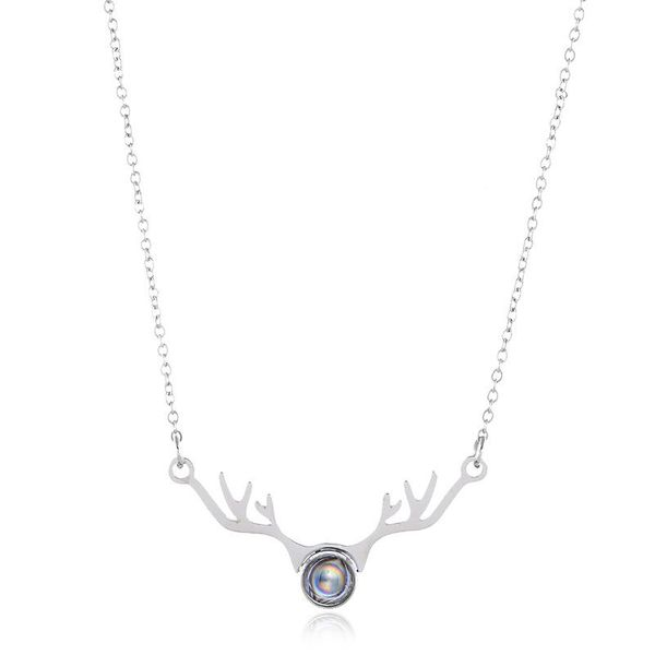 520 necklace fashion jewelry wholesale pendant necklace NHKQ187360