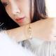 Delicate Korean fashion sweet OL simple flash diamond bracelet NHSC187390