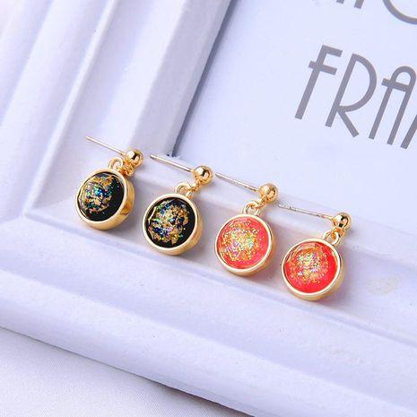 Korean 925 sterling silver earrings geometric simple earrings new earrings NHQD187909's discount tags