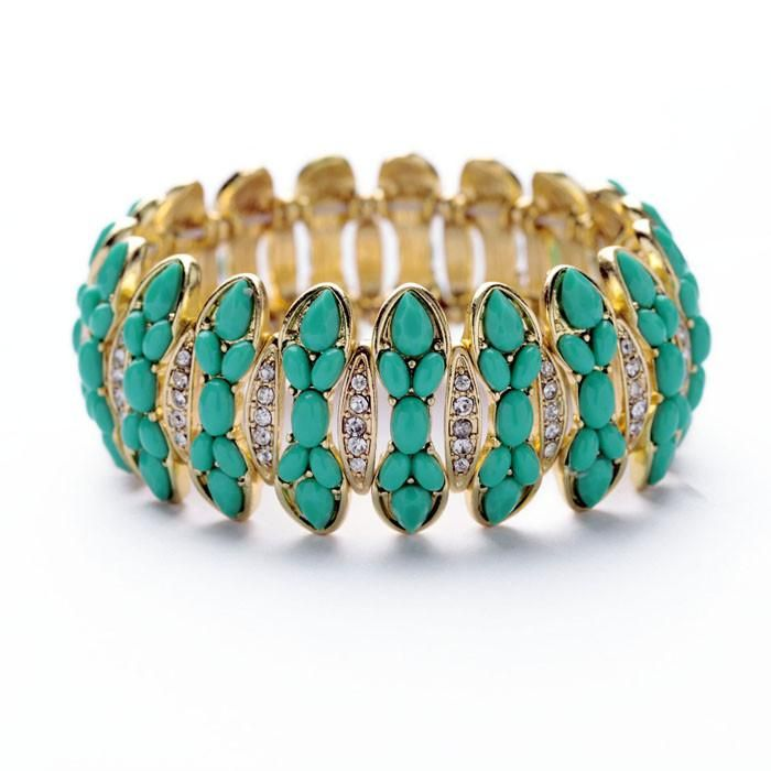 Fashion jewelry wholesale vintage women's bracelet NHQD187930