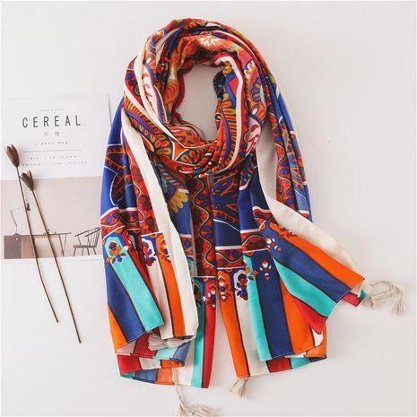 Scarf wild scarf women shawl summer NHGD188357's discount tags