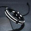 2019 New Vintage Woven Leather Bracelet Simple Bracelet Bracelet Adjustable NHPK188563
