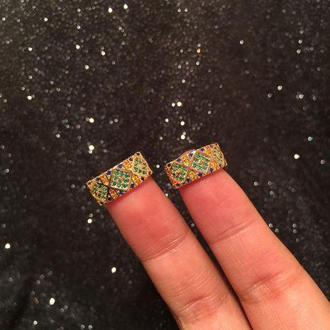 wholesale earrings fashion women's earrings NHWK188617's discount tags