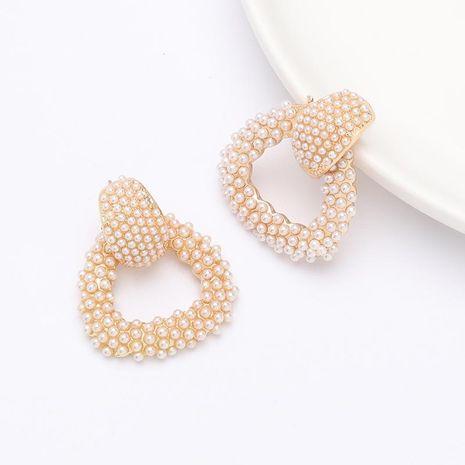 earrings new alloy earrings female retro geometric earrings NHJE188679's discount tags