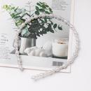 Pearl hair hoop size pearl hair clipper wild headband NHJJ188752