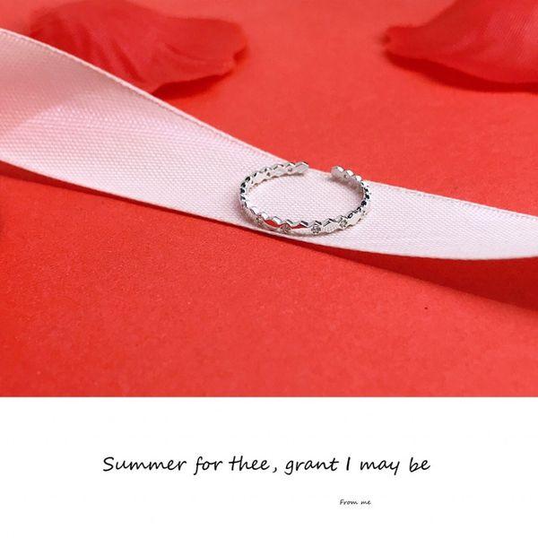 S925 Silver Secret Diamond Ring NHKL189544