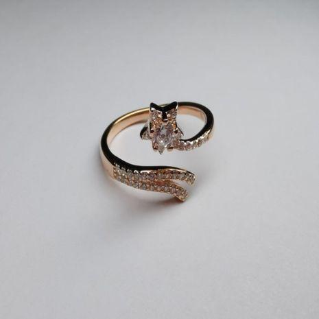 S925 Bague en argent Seiko Master Stone Star à trois rangées de diamants NHKL189549's discount tags