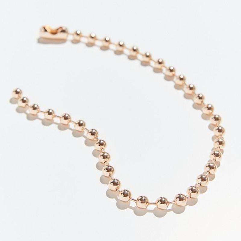 Peas chain women39s short paragraph necklace new necklace wholesale NHLU189958
