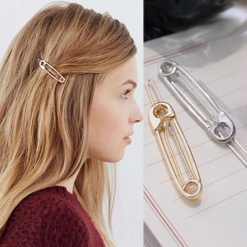 Korean Headdress Small Hair Clip Side Clip NHOF189988