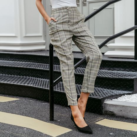 2019 New Pants Fashion Women Wholesale NHDE190192's discount tags