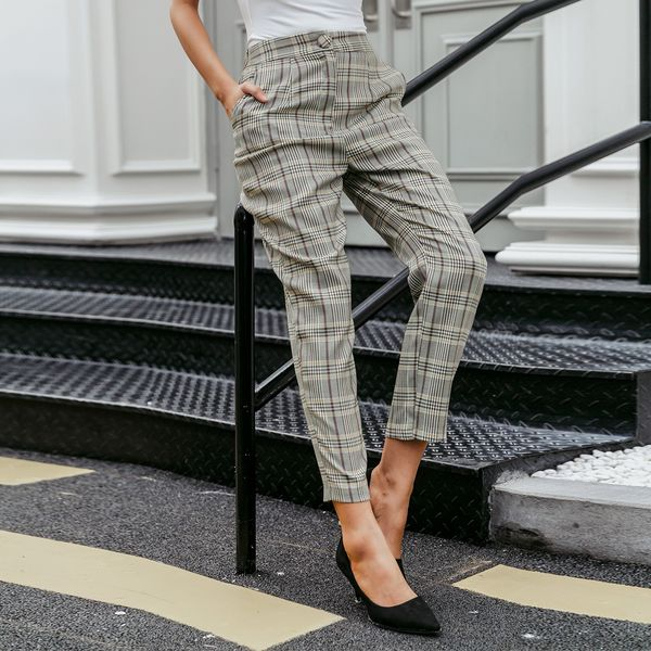 2019 New Pants Fashion Women Wholesale NHDE190192