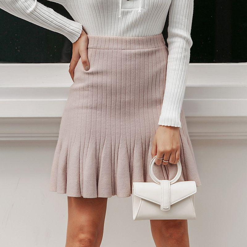 2019 new sweet skirt fashion women's wholesale NHDE190195