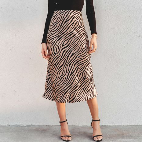2019 new sexy leopard skirt fashion women's wholesale NHDE190213's discount tags