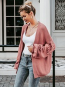 2019 new solid color sweater fashion women39s wholesale NHDE190220