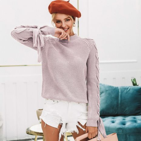 2019 new sexy comfortable sweater fashion women's wholesale NHDE190223's discount tags