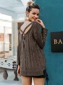 2019 New Sexy Jacket Open Back Fashion Women Wholesale NHDE190238