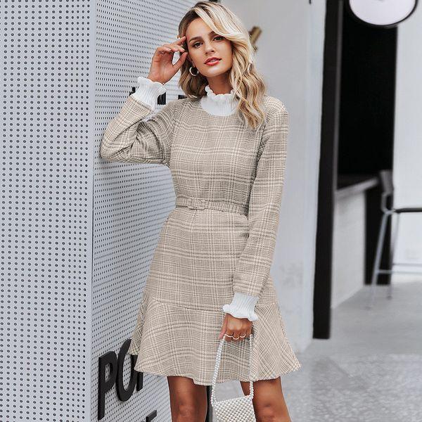 2019 new elegant skirt fashion women's wholesale NHDE190243