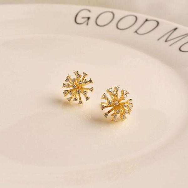 2020 new style earrings women high-end creative South Korea Dongdaemun 925 earrings NHWF190399