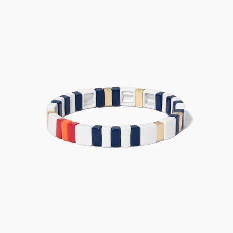 Moda nueva pintura de aleación que mantiene el color de los hombres y las mujeres pulseras pulseras NHGW190442's discount tags