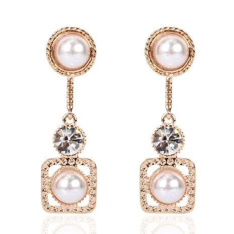 fashion jewelry wholesale autumn earrings retro earrings women NHCT183775's discount tags