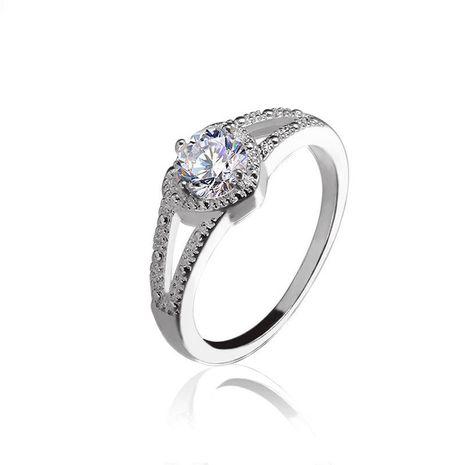 Diamant amour bague anneau flash diamant mariage bijoux en gros NHDP190634's discount tags