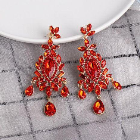 Nuevo estilo micro aretes geométricos pendientes de gota de agua moda delicada joyería al por mayor NHJJ190989's discount tags