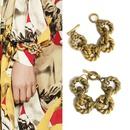 Alloy bracelet retro wild bracelet fashion jewelry accessories simple jewelry NHJJ191008