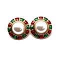 NHOM522915-925-Silver-Stud-Earrings