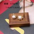 NHOM522978-White-925-Silver-Stud-Earrings