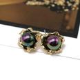 NHOM522982-Blue-925-Silver-Stud-Earrings