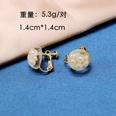 NHOM523006-Resin-coated-pearl-screw-ear-clip