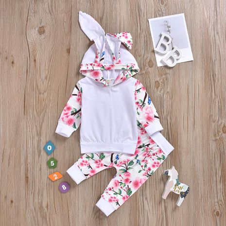 Little white rabbit children's clothing fashion cotton children's clothing NHYB184245's discount tags