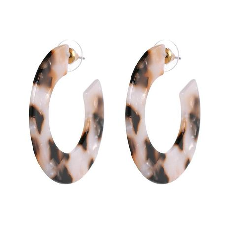 New type C acrylic earrings exquisite high-end fashion earrings wholesale NHJJ184687's discount tags