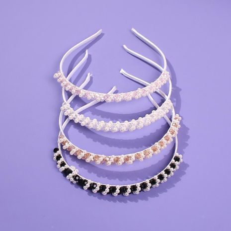 Women's wild hoop headband simple wild autumn and winter NHMD184969's discount tags