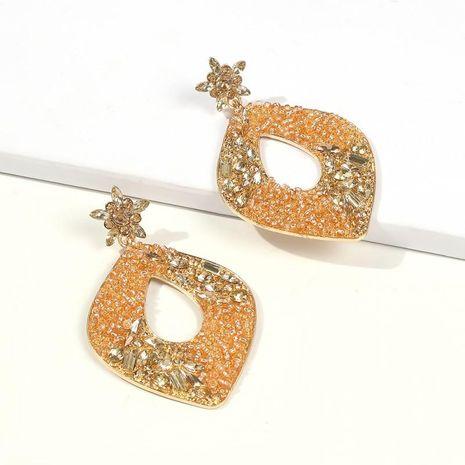 Diamond Drop Earrings with Diamonds NHMD185479's discount tags