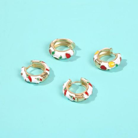 Fashion Round Earrings NHMD185478's discount tags